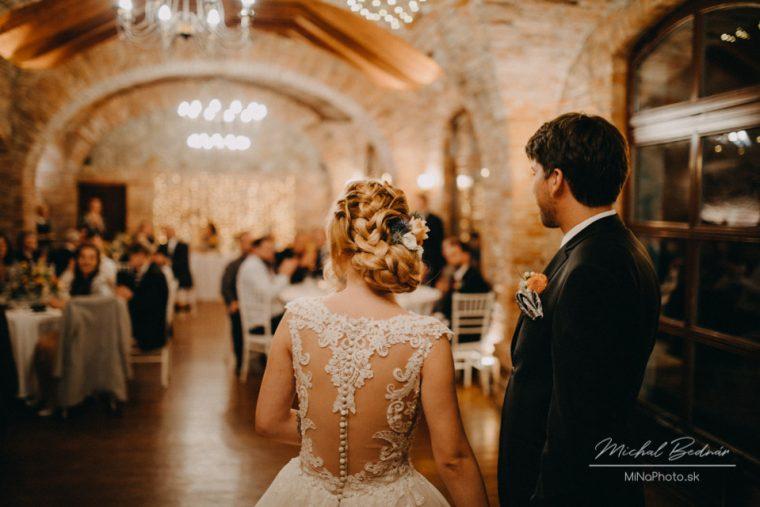 Svadobný príbeh: Alexandra & Roman