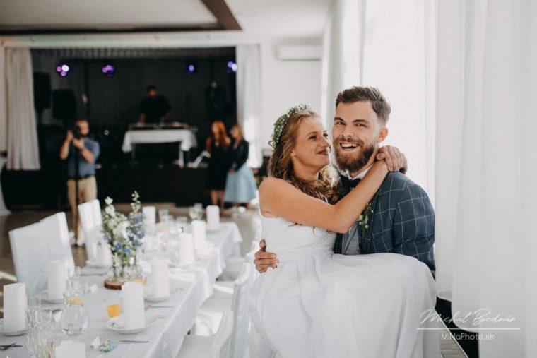 Svadobný príbeh: Lenka & Janko