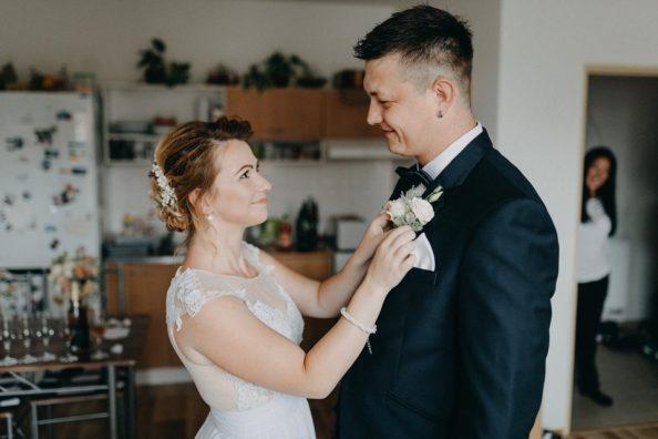Svadobný príbeh: Monika & Tomáš